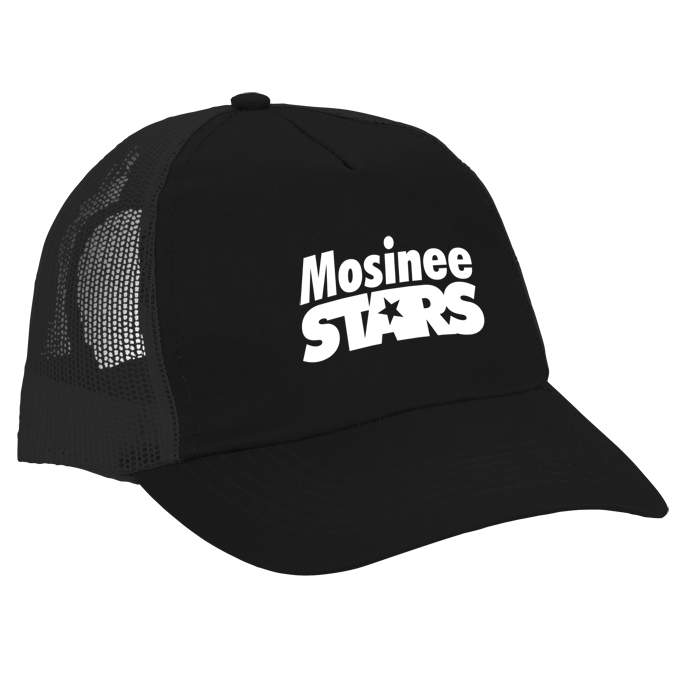 479c5b86a86 4imprint.com  Mesh Back Trucker Cap - Screen 8169-S