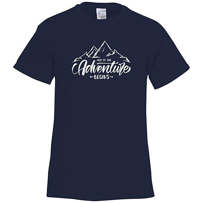26623924 4imprint.com: Gildan 6 oz. Ultra Cotton T-Shirt - Men's - Screen ...