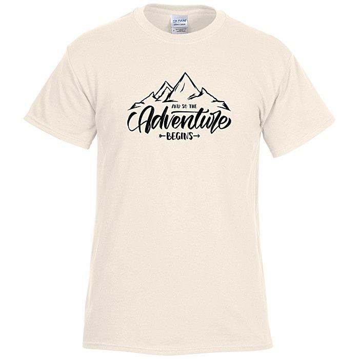 e1486804 4imprint.com: Gildan 6 oz. Ultra Cotton T-Shirt - Men's - Screen ...