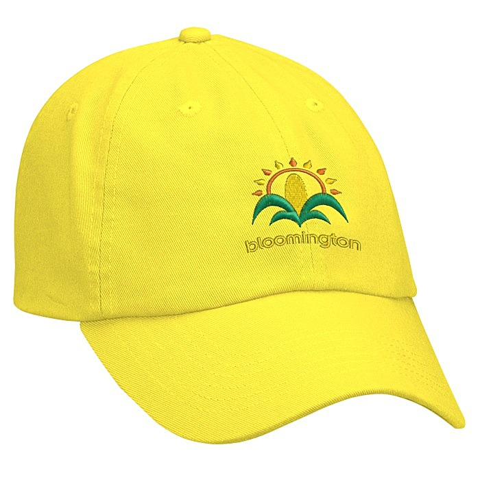 328e372aede79 4imprint.com  Bio-Washed Cap - Solid - Embroidered 9646-S-E