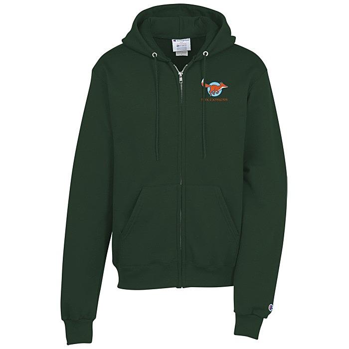 7d285418a4e7 4imprint.com  Champion Full-Zip Hoodie – Embroidered 9920-E