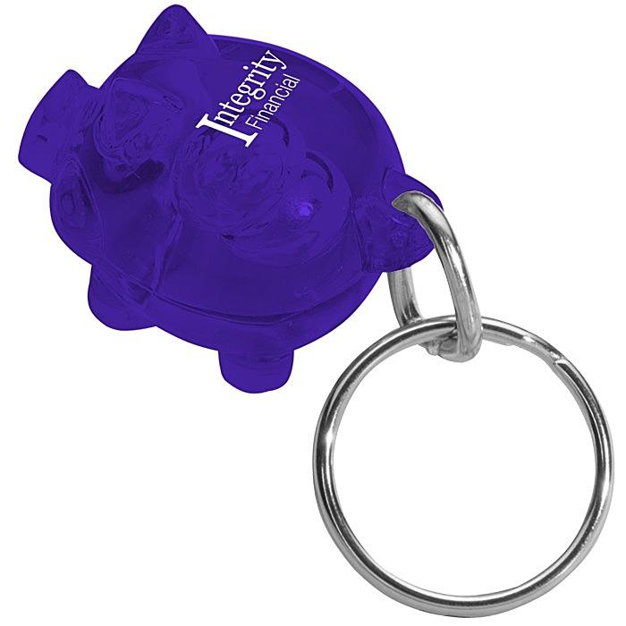 The Bank'R Keychain - Translucent - 24 hr