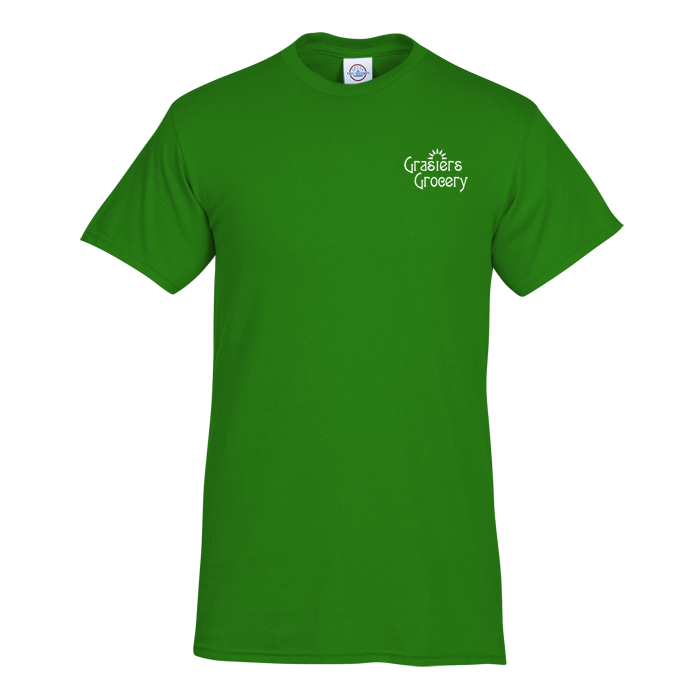 350bacc4be8 4imprint.com  Adult 5.2 oz. Cotton T-Shirt - Screen 107249-S