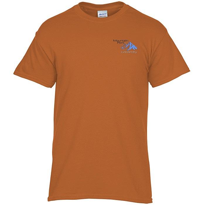 b95b095c 4imprint.com: Gildan 5.3 oz. Cotton T-Shirt - Men's - Embroidered ...