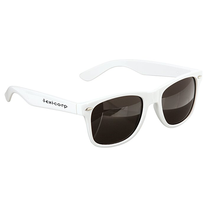 My Glasses Frames Are Turning White : Risky Business Sunglasses - Opaque (Item No. 109494) from ...