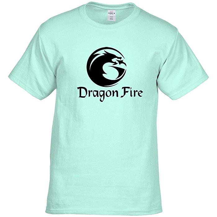 cdd4995fbd 4imprint.com: Hanes Tagless T-Shirt - Screen - Colors 6729-S-C-A