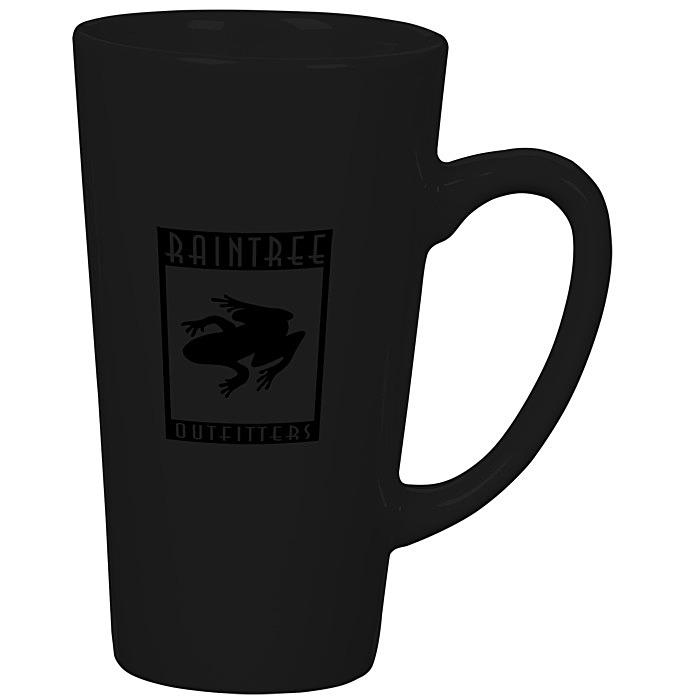 ea7e13e37e 4imprint.com: Tall Latte Mug - 16 oz. - Colors 112555-C