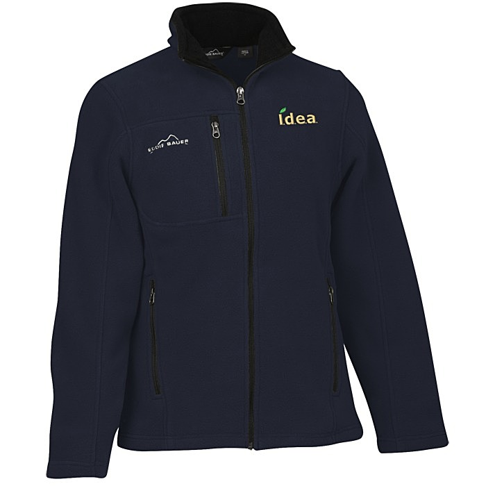 Eddie Bauer | Eddie Bauer Performance Fleece Jacket - Men's (Item ...