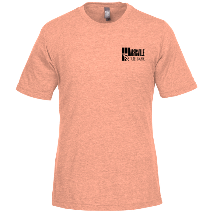 4imprint.com: Next Level Poly/Cotton Tee - Men's 116550-M