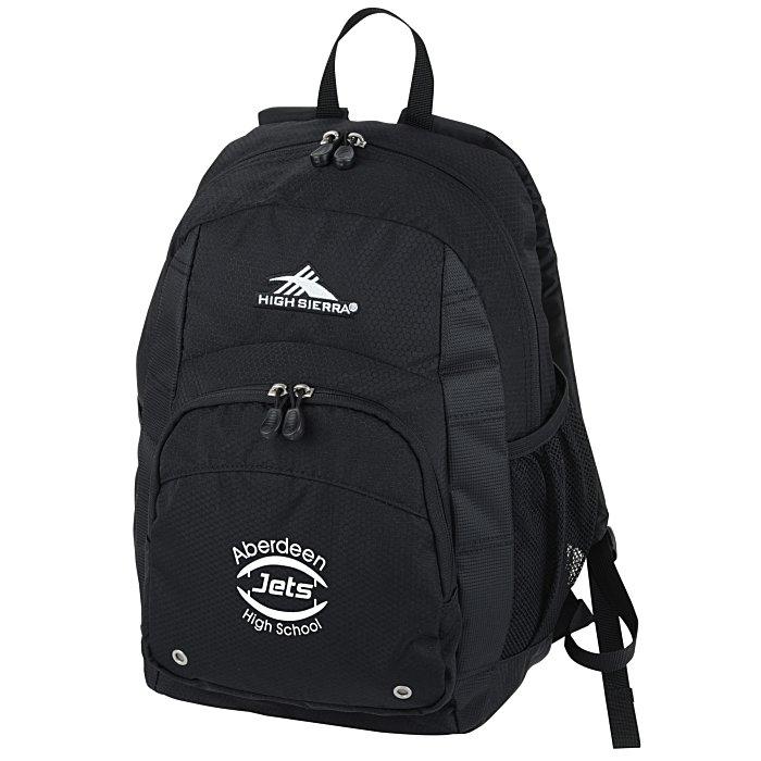 568f379aa2 4imprint.com  High Sierra Impact Backpack 9331