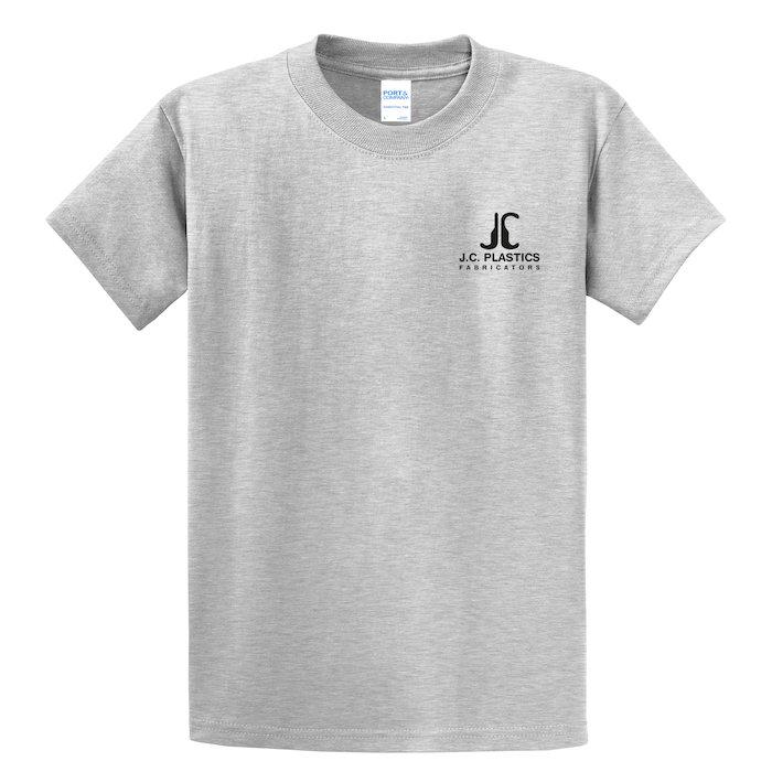 aa8fbe66 4imprint.com: Soft Spun Cotton T-Shirt - Men's - Colors - Screen ...
