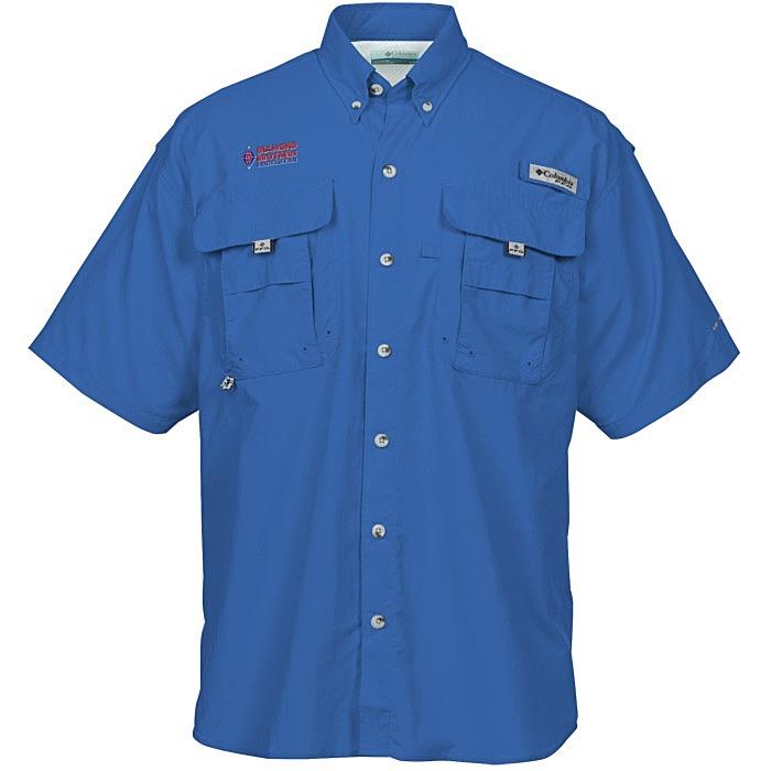 f1865cba611 4imprint.com: Columbia Bahama II Short Sleeve Shirt - Men's 120150-M-SS