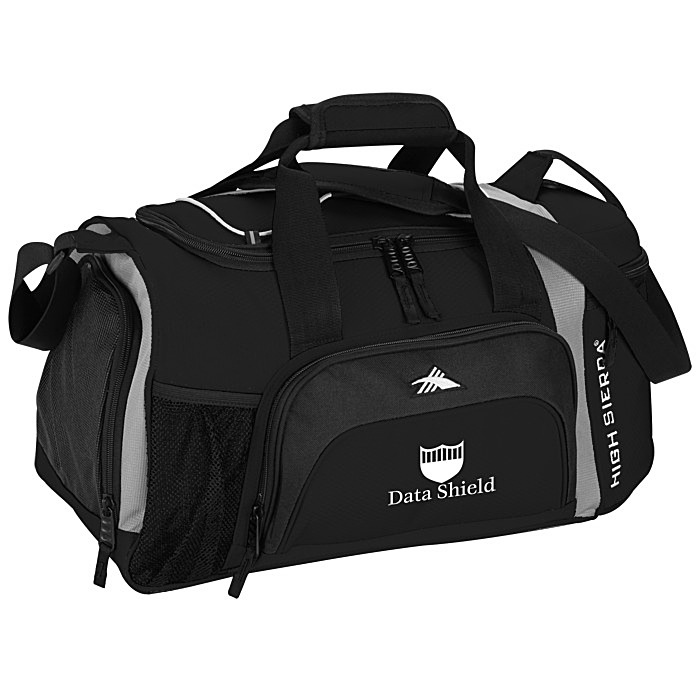"""Blades of glory coloring pages ~ 4imprint.com: High Sierra 22"""" Switch Blade Duffel 120746"""