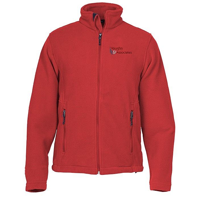 ed678641cff 4imprint.com  Crossland Fleece Jacket - Men s 123990-M