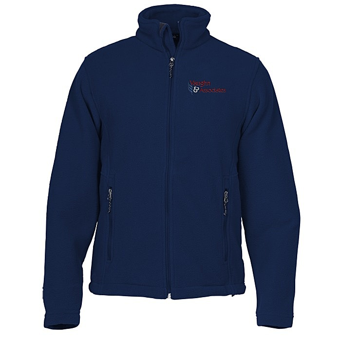 261d26bce218 4imprint.com  Crossland Fleece Jacket - Men s 123990-M