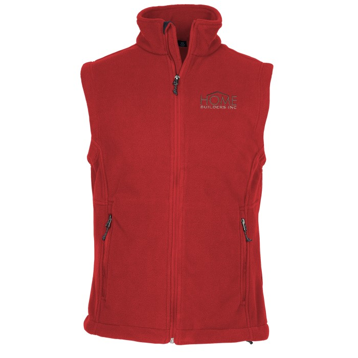 Crossland Fleece Vest - Men's (Item No. 123990-M-V) from only ...