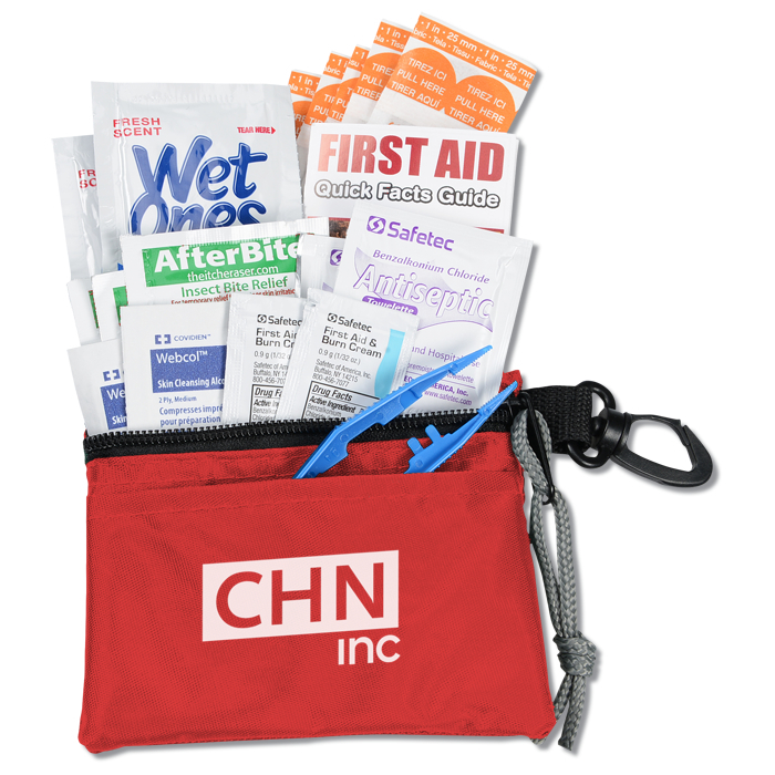 FREE Tag Along First Aid Kit..