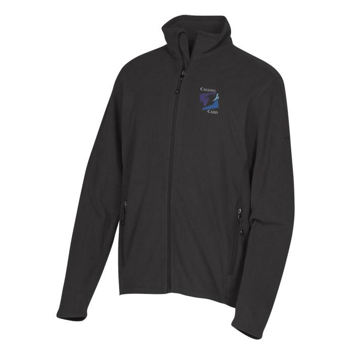 4imprint Com Eddie Bauer Quest Microfleece Jacket Men S