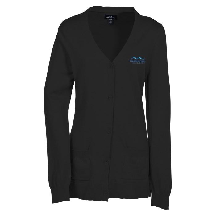 Osborn V-Neck Cardigan Sweater - Ladies' (Item No. 125712-L) from ...