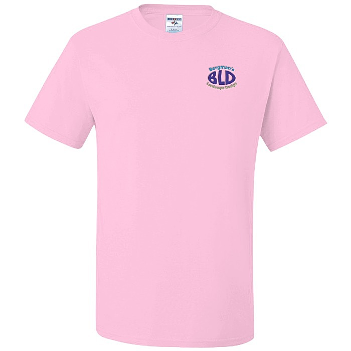 2f896b07 4imprint.com: Jerzees Dri-Power 50/50 T-Shirt - Men's - Colors ...
