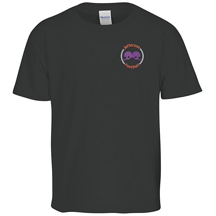 f5a756c0 4imprint.com: Gildan 6 oz. Ultra Cotton T-Shirt - Youth - Colors ...