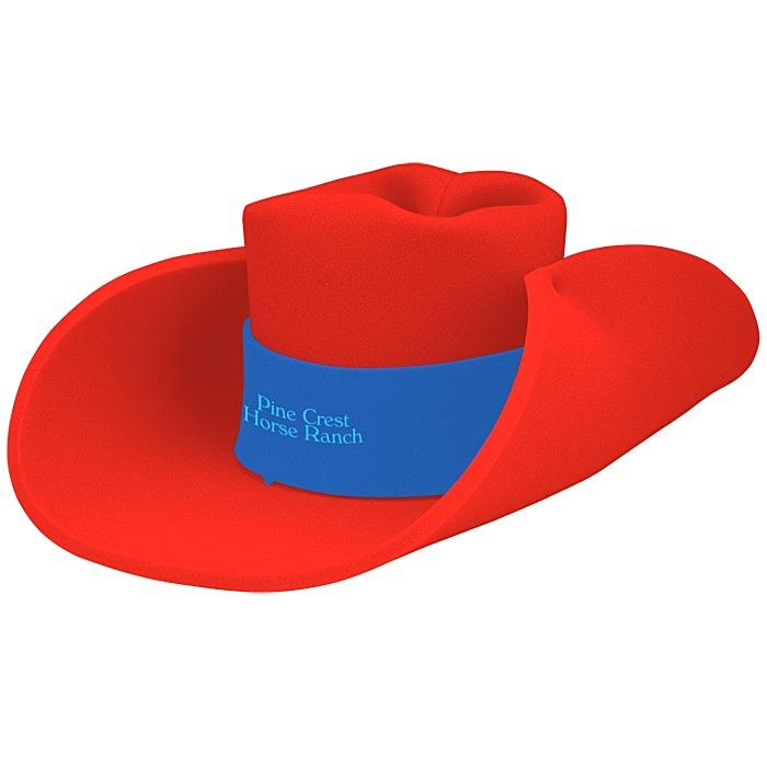 dd3079e81 Foam 50 Gallon Cowboy Hat