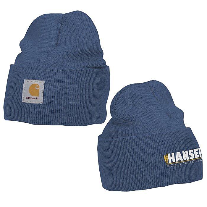 4d01e00536e90d Carhartt Acrylic Watch Hat 130688 carhartt beanie dark blue