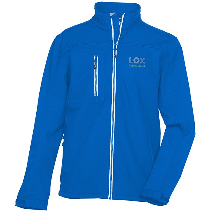 f2627735a2e4 4imprint.com  Telemark Soft Shell Jacket - Men s 132002-M
