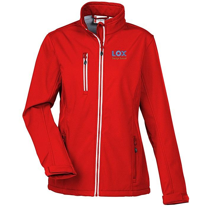 feda8505f2b 4imprint.com  Telemark Soft Shell Jacket - Ladies  132002-L