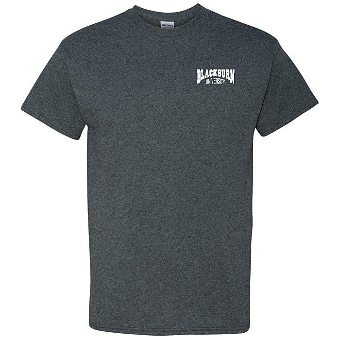 7c5e1fabf76 4imprint.com  Gildan 5.3 oz. Cotton T-Shirt - Men s - Screen ...