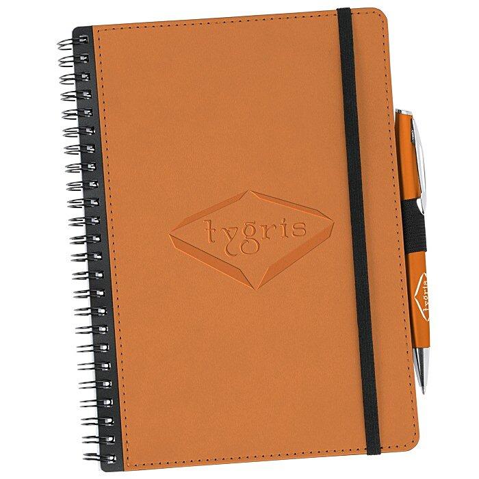 4imprint.com: Donald Spiral Bound Notebook Set 134010