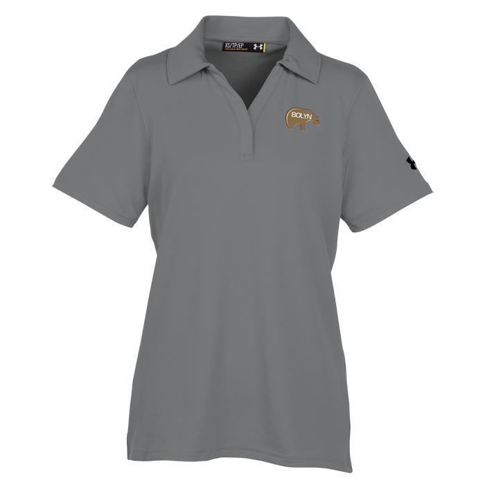 3256fe11f 4imprint.com: Under Armour Corporate Performance Polo - Ladies ...