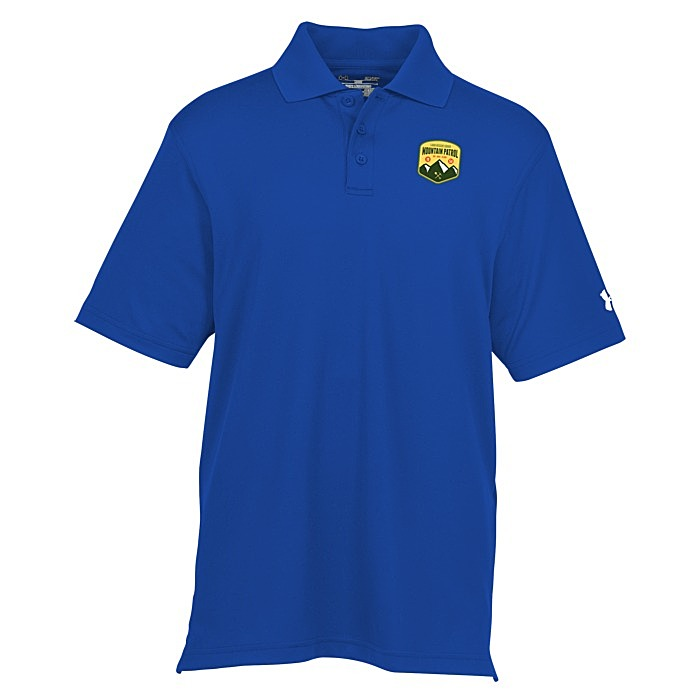 76daaeb0025 4imprint.com  Under Armour Corporate Performance Polo - Men s - Full ...