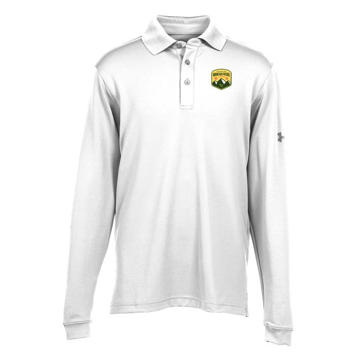 3fdd69f6ef6a 4imprint.com  Under Armour Performance Long Sleeve Polo - Men s ...
