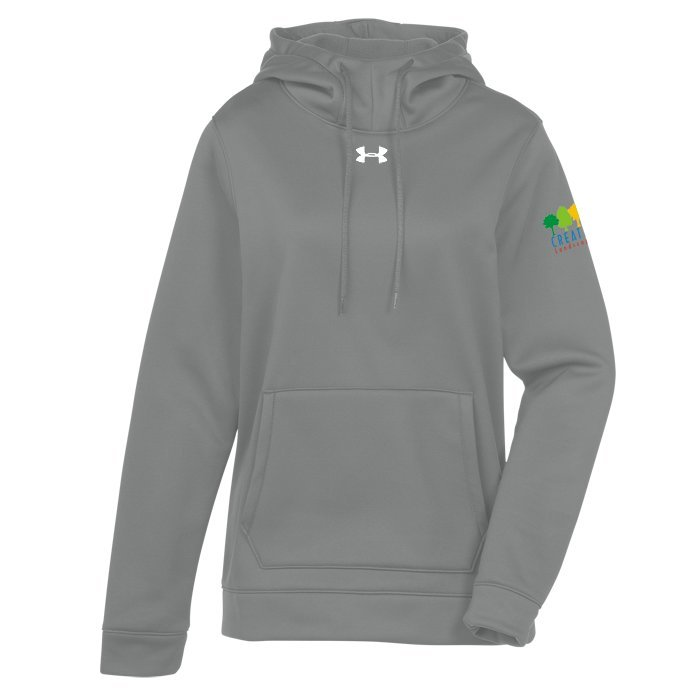 75ed5c3b7d Under Armour Storm Armour Hoodie - Ladies' - Full Color