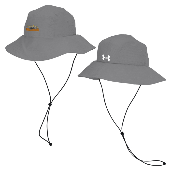 063f2a5dc77 4imprint.com  Under Armour Warrior Bucket Hat - Solid - Embroidered ...