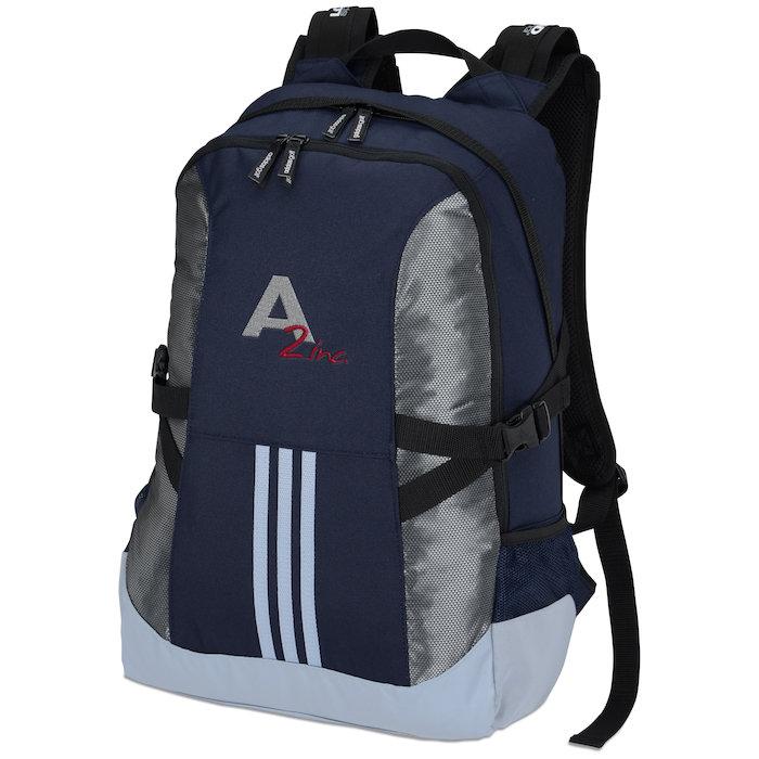 4imprint Com Adidas 25 5l Laptop Backpack 135507