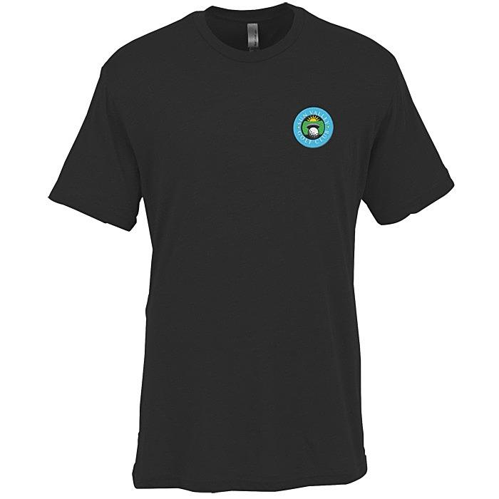 726d7d977 4imprint.com: Next Level Tri-Blend Crew T-Shirt - Men's - Colors ...