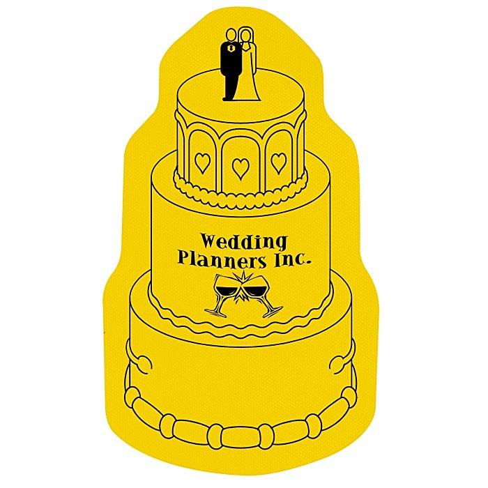 4imprint.com: Jar Opener - Wedding Cake 39134-WC