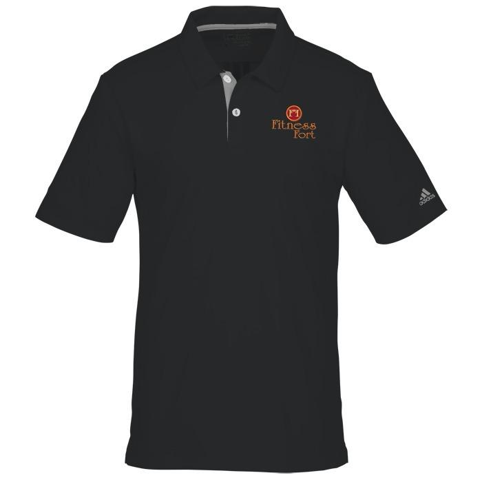 4ed2bebb76f 4imprint.com  adidas Golf Gradient 3 Stripes Polo - Men s 142718