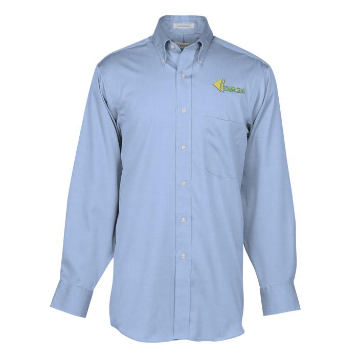 8e4c0291c7 4imprint.com  Van Heusen Non Iron Pinpoint Oxford Shirt - Men s 142735-M