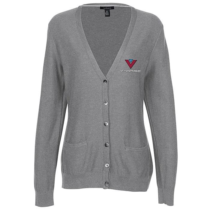 4imprint.com  Van Heusen Cardigan Sweater - Ladies  142738-L 5681407ae