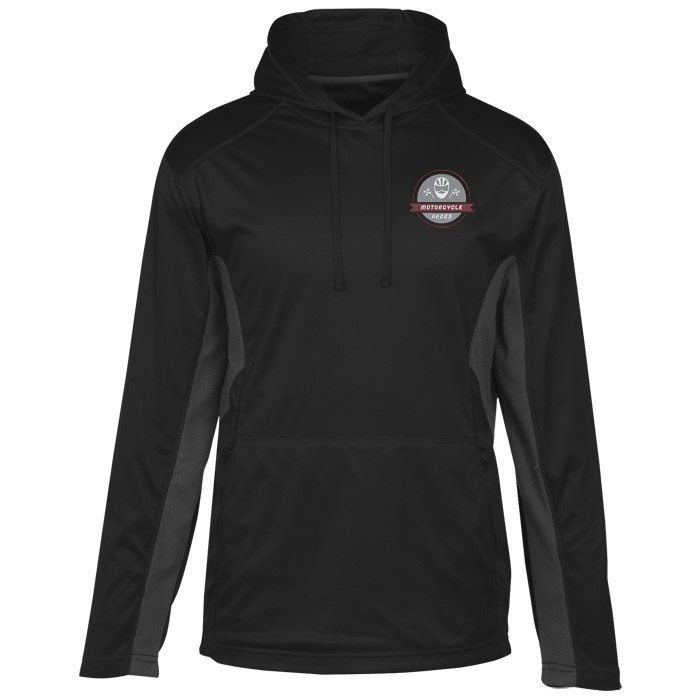 4imprint.com: Cool & Dry Side Block Sport Hoodie