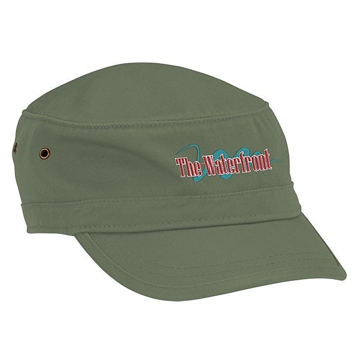 d3815552831 4imprint.com  Econscious Organic Cotton Twill Corps Cap 143501