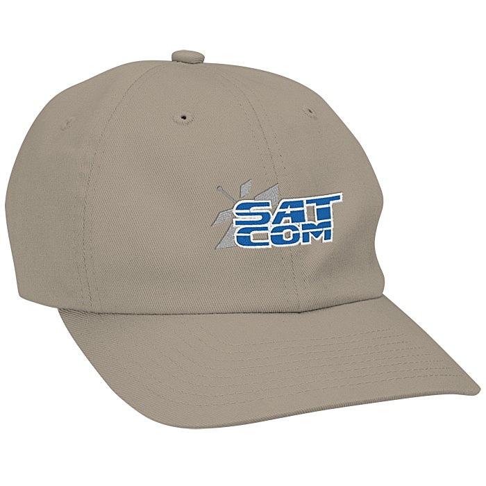 f8a5ce74 4imprint.com: Flexfit Cotton Twill Dad's Cap 143278
