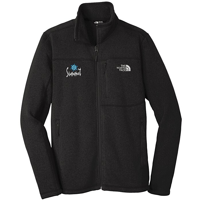 a2e8524b4e50 4imprint.com  The North Face Sweater Fleece Jacket - Men s 143790-M