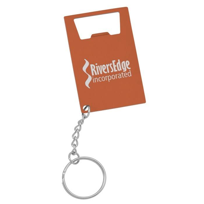 kepler bottle opener keychain 144448 imprinted with your logo. Black Bedroom Furniture Sets. Home Design Ideas
