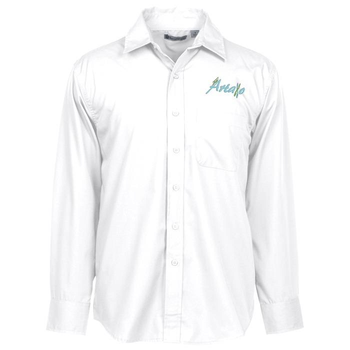 Superblend Untucked Poplin Shirt 145144