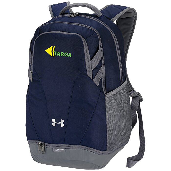 618519fb99 4imprint.com  Under Armour Hustle II Backpack - Full Color 145423-FC