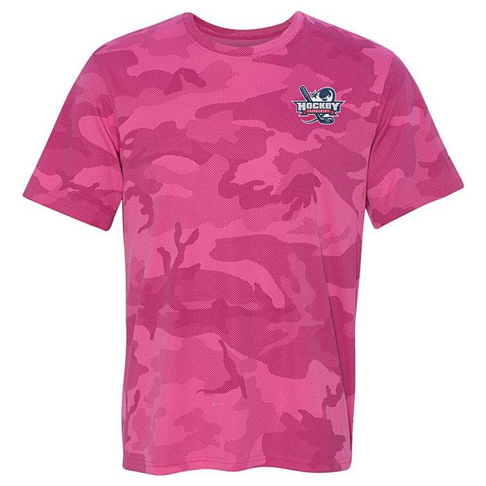 23eb4cb468fd 4imprint.com: Champion Double Dry Performance T-Shirt - Men's - Camo ...